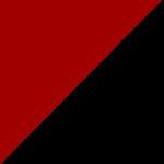 rot / schwarz